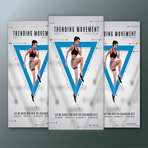 I will create a professional Flyer, Brochure, Banner design for your Business