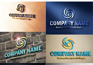 I will put your logo on 15 photorealistic 3D mockups