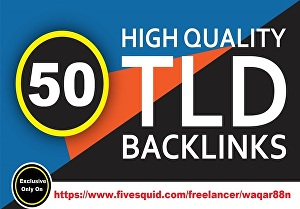 I will make TLD US UK Canada Australia Germany dofollow backlinks
