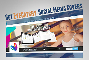 I will design eyecatchy social media cover