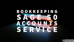 I will provide Bookkeeping Services Sage 50 Accounts