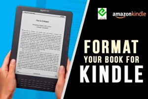 I will do kindle ebook formatting paperback book formatting