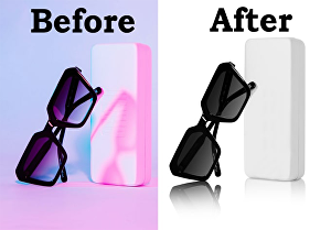 I will do product photo editing photo retouching and enhancement