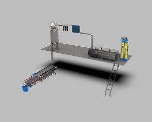 I will make machine design and process simulation video
