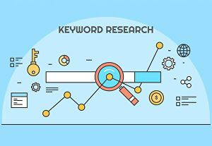 I will research seo targeted keywords for optimization of your website content