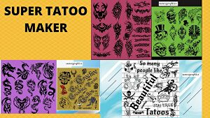 I will Design Attractive Tatoo within 24 hours