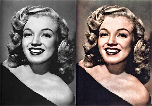 I will colorize, retouch, restore, repair your old photo