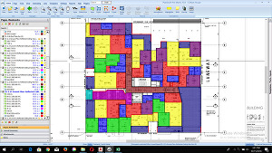 I will do material and cost estimation of construction projects