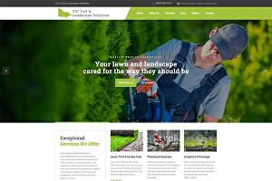 I will create modern responsive website for your business