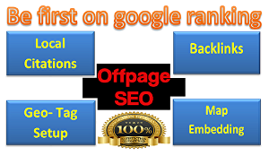 I will do google local maps ranking with 3 pack service