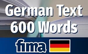 I will write german text for your blog, shop or website - 600 words
