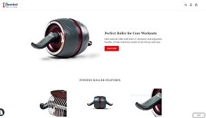 I will create a one product shopify store for dropshipping