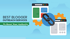 I will build high DA contextual SEO backlinks through blogger outreach service