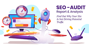 I will provide expert SEO audit, report, and analysis