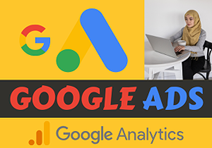 I will setup your google ads ppc campaign