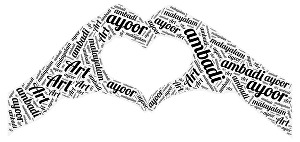 I will do personalised word art and word cloud