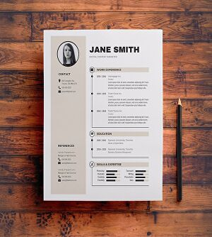 I will design a perfect CV resume or write a pro cover letter