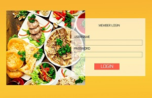I will design creative login or register page for your site
