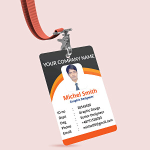 I will do ID Card design within 24 hours