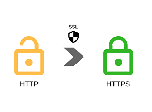 I will add SSL to your domain and website. Change from HTTP to HTTPS