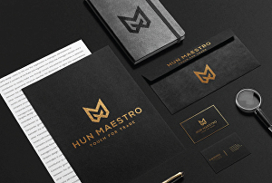 I will create logo for your brand identity