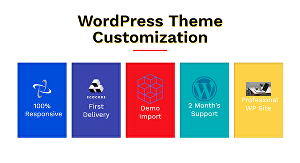 I will do a professional WordPress website by Elementor Pro