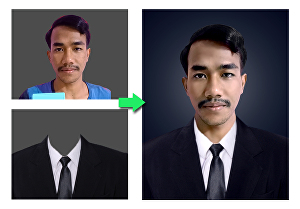 I will corporate, business  headshot editing in photoshop