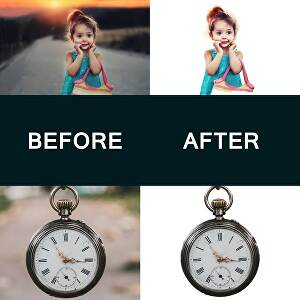 I will Do photo Background Remove and clipping path