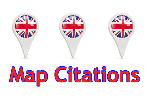 I will Create 100 Google UK map citations for local SEO rank