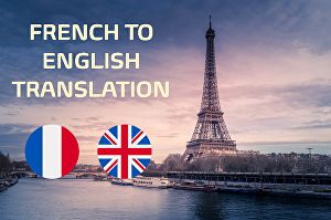 I will translate 1000 words from French to English