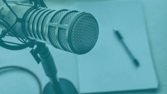 Play your pre-recorded 30-60 sec ad promoting your business/service on my podcast
