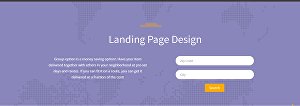 I will design landing page or WordPress landing page