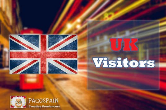 send UK Targeted Visitors for 30 Days with low bounce rate for seo purposes