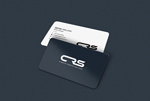 I will create eye catching modern minimalist business card