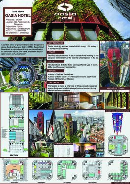 design architectural poster, panel for you