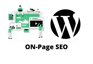 I will do On-Page SEO for website ranking