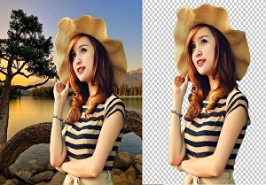 I will l remove background from 20 photos in 24 hours
