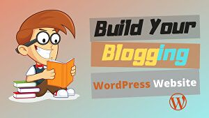 I will build blogging website