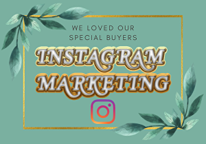 I will do your Instagram marketing to grow followers and engagement For 30 Days