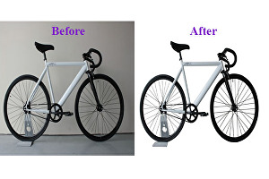 I will do professional photo editing and retouching