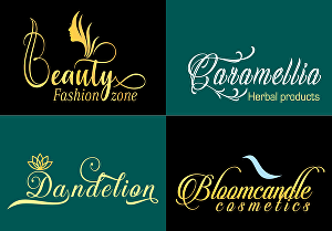 I will do an elegant and professional signature logo design