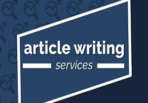I will write a high quality SEO article on any topic