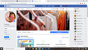 I will create a Facebook shop