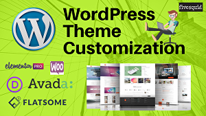 I will do WordPress website customization, landing page, fix  any issues