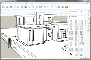 I will do architectural floor plan in auto cad 2-D and 3-D drawing