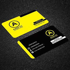 I will design professional business card, letterhead or stationery
