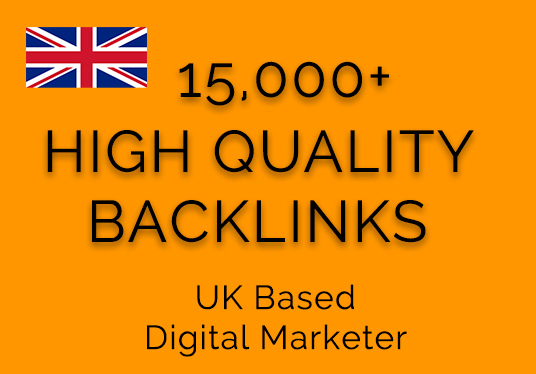 give you 15000+ High Quality Friendly Backlinks