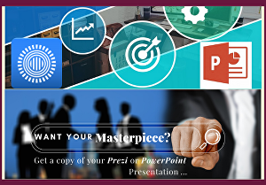 I will improve your PowerPoint presentation or will create Prezi