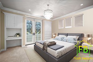 I will do virtual staging, virtual furniture, virtual renovation for real estate