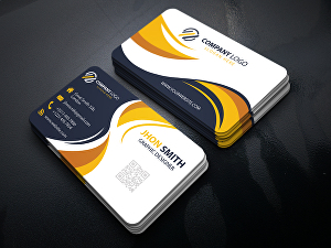 I will design a Modern, Professional Business Card